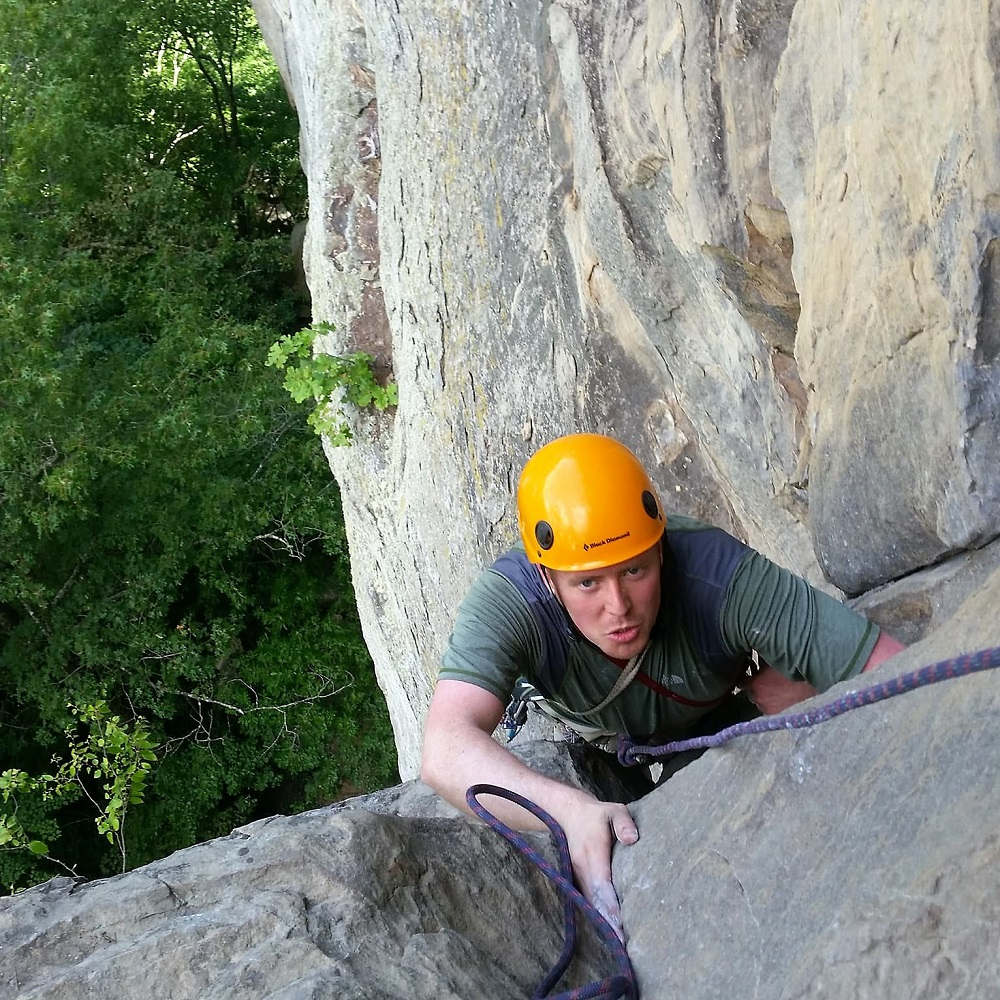 Red River Gorge Climbing Guides
